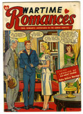 Golden Age (1938-1955):Romance, Wartime Romances #1 (St. John, 1951) Condition: VG/FN....