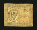 Colonial Notes:Continental Congress Issues, Continental Currency September 26, 1778 $8 Very Good....