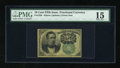 Fractional Currency:Fifth Issue, Fr. 1264 10c Fifth Issue PMG Choice Fine 15....