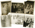 "Movie/TV Memorabilia:Photos, ""Rebel Without a Cause"" Jim Backus and Ann Doran Photos withNegatives. Jim Backus and Ann Doran made a crucial contribution...(Total: 1 Item)"