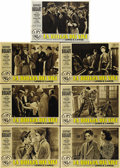 "Movie Posters:Crime, You Can't Get Away with Murder (Warner Brothers, R-1949). ItalianPhotobusta (7) (13.5"" X 19.25""). ... (Total: 7 Items)"