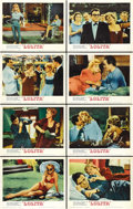 "Movie Posters:Drama, Lolita (MGM, 1962). Lobby Card Set of 8 (11"" X 14""). ... (Total: 8Items)"