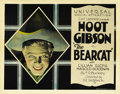 "Movie Posters:Western, The Bearcat (Universal, 1922). Title Lobby Card and Lobby Card (11"" X 14""). ... (Total: 2 Items)"