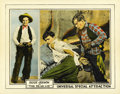"Movie Posters:Western, The Bearcat (Universal, 1922). Lobby Cards (2) (11"" X 14"").... (Total: 2 Items)"