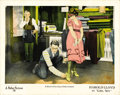 "Movie Posters:Comedy, Girl Shy (Pathe Exchange Inc., 1924). Lobby Cards (2) (11"" X 14"").... (Total: 2 Items)"
