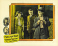 "Movie Posters:Crime, Outside the Law (Universal, 1920). Lobby Cards (2) (11"" X 14""). ...(Total: 2 Items)"