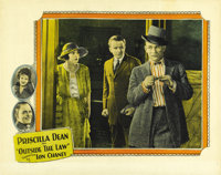 """Outside the Law (Universal, 1920). Lobby Cards (2) (11"""" X 14""""). ... (Total: 2 Items)"""