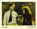 "Movie Posters:Comedy, Why Worry (Pathe Exchange Inc., 1923). Lobby Cards (2) (11"" X 14"").... (Total: 2 Items)"