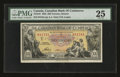 Canadian Currency: , Toronto, ON- The Canadian Bank of Commerce $20 Jan. 2, 1935 Ch #75-18-10. ...
