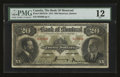 Canadian Currency: , Montreal, PQ- The Bank of Montreal $20 Nov. 3, 1914 CH # 505-54-10....