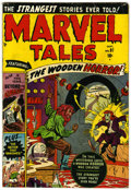 Golden Age (1938-1955):Horror, Marvel Tales #97 (Atlas, 1950) Condition: VG-....