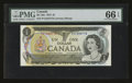 Canadian Currency: , BC-46a $ 1973.. ...