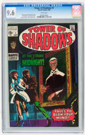 Silver Age (1956-1969):Horror, Tower of Shadows #1 (Marvel, 1969) CGC NM+ 9.6 White pages....