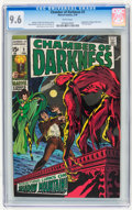 Bronze Age (1970-1979):Horror, Chamber of Darkness #3 (Marvel, 1970) CGC NM+ 9.6 White pages....