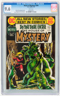 Bronze Age (1970-1979):Horror, House of Mystery #204 (DC, 1972) CGC NM+ 9.6 White pages....