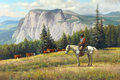 Texas:Early Texas Art - Regionalists, MARTIN GRELLE (American, b. 1954). In High Country, 1985.Oil on linen. 20 x 30 inches (50.8 x 76.2 cm). Signed and date...