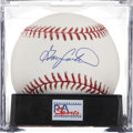 Autographs:Baseballs, Gary Carter Single Signed Baseball PSA Mint+ 9.5....