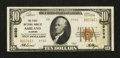 National Bank Notes:Alabama, Ashland, AL - $10 1929 Ty. 2 The First NB Ch. # 9580. ...