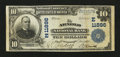 National Bank Notes:Pennsylvania, Arnold, PA - $10 1902 Plain Back Fr. 633 The Arnold NB Ch. #(E)11896. ...