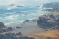 Western:20th Century, KARL ALBERT (American, 1911-2007). Wind from the Sea. Oil on canvas. 20 x 30 inches (50.8 x 76.2 cm). Signed lower right...