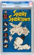 Silver Age (1956-1969):Humor, Spooky Spooktown #5 File Copy (Harvey, 1963) CGC NM+ 9.6 Off-white to white pages....