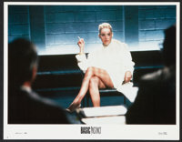 "Basic Instinct Lot (Tri-Star, 1992). Lobby Card Sets of 8 (2) (11"" X 14""). Thriller. ... (Total: 16 Items)"