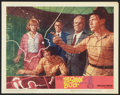 """Movie Posters:Science Fiction, The Satan Bug (United Artists, 1965). Lobby Card Set of 8 (11"""" X 14""""). Science Fiction.. ... (Total: 8 Items)"""