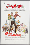 """Movie Posters:Comedy, Angel in My Pocket (Universal, 1969). One Sheet (27"""" X 41""""). Comedy.. ..."""