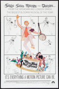 """Movie Posters:Musical, Half a Sixpence (Paramount, 1968). One Sheet (27"""" X 41"""") Style A. Musical.. ..."""