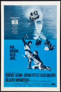 """Movie Posters:Western, Blue (Paramount, 1968). One Sheet (27"""" X 41"""") Style B. Western....."""