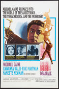 "Movie Posters:Crime, Deadfall (20th Century Fox, 1968). One Sheet (27"" X 41""). Crime.. ..."