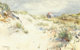 HENRY FRANÇOIS FARNY (American, 1847-1916) Wyoming Territory Watercolor on paper 10-1/2 x 14 inches (26.7 x 35.6...