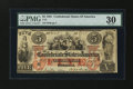 Confederate Notes:1861 Issues, T31 $5 1861.. ...