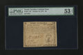 Colonial Notes:South Carolina, South Carolina October 19, 1776 $8 PMG About Uncirculated 53 EPQ....