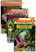 Bronze Age (1970-1979):Horror, House of Mystery #251-321 Group (DC, 1977-83) Condition: AverageVF.... (Total: 71 )