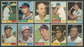 Baseball Cards:Lots, 1961 Topps Baseball Collection (200 Different)....