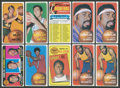 Basketball Cards:Lots, 1969-70 & 1970-71 Topps Basketball Collection (135). ...