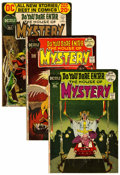 Bronze Age (1970-1979):Horror, House of Mystery Group (DC, 1972-77) Condition: Average FN....(Total: 32 )