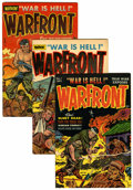 Golden Age (1938-1955):War, Warfront File Copies Group (Harvey, 1951-66) Condition: AverageVF+.... (Total: 30 )