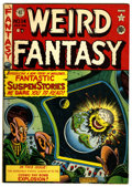 Golden Age (1938-1955):Science Fiction, Weird Fantasy #14 (#2) (EC, 1950) Condition: FN+....