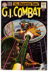 G.I. Combat #95 (DC, 1962) Condition: FN/VF