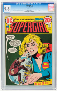 Supergirl #2 (DC, 1973) CGC NM/MT 9.8 White pages