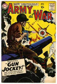 Our Army at War #82 (DC, 1959) Condition: VG/FN