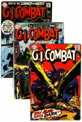 Silver Age (1956-1969):War, G.I. Combat Group (DC, 1967-70).... (Total: 6 )