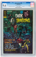 Bronze Age (1970-1979):Horror, Dark Shadows #21 File Copy (Gold Key, 1973) CGC NM+ 9.6 Off-whiteto white pages....