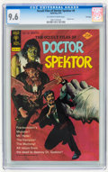 Bronze Age (1970-1979):Horror, Occult Files of Doctor Spektor #9 File Copy (Gold Key, 1974) CGCNM+ 9.6 Off-white to white pages....