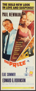 """Movie Posters:Comedy, The Prize (MGM, 1963). Insert (14"""" X 36""""). Comedy.. ..."""