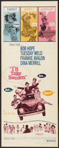 """Movie Posters:Comedy, I'll Take Sweden (United Artists, 1965). Insert (14"""" X 36"""").Comedy.. ..."""