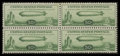 Stamps, 50c Green (C18),...