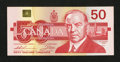 Canadian Currency: , BC-59a $50 1988. ...